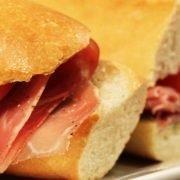 its sandwich time