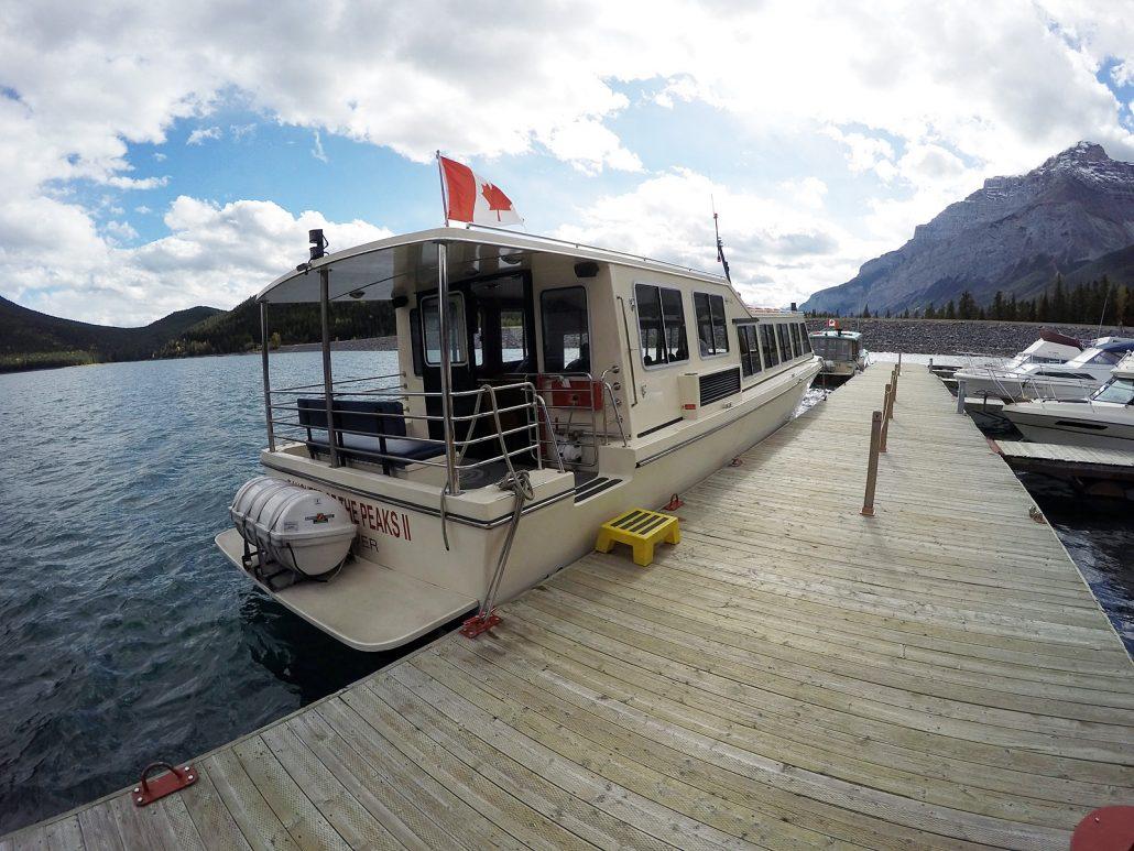 Lake Cruise Canada