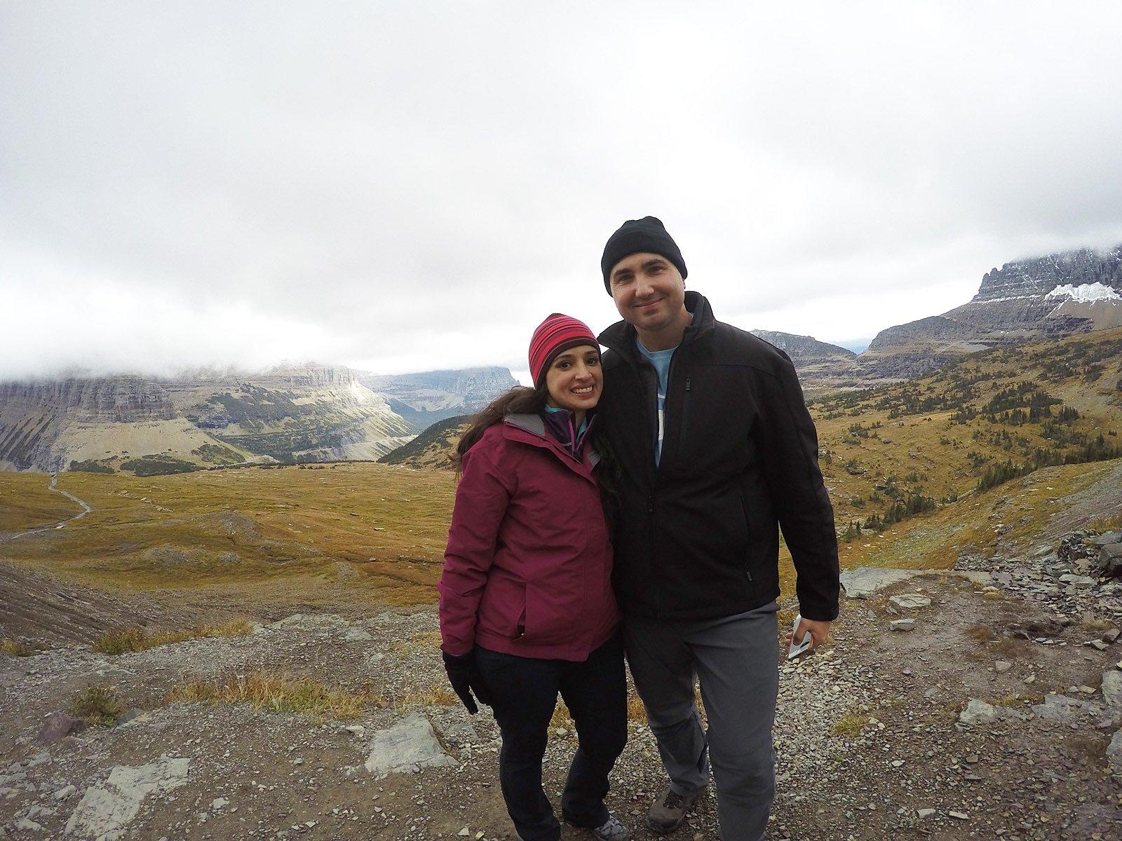 Logan Pass Trail to Hidden Lake