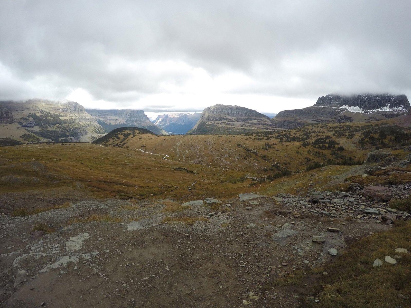 glacier national park is wild