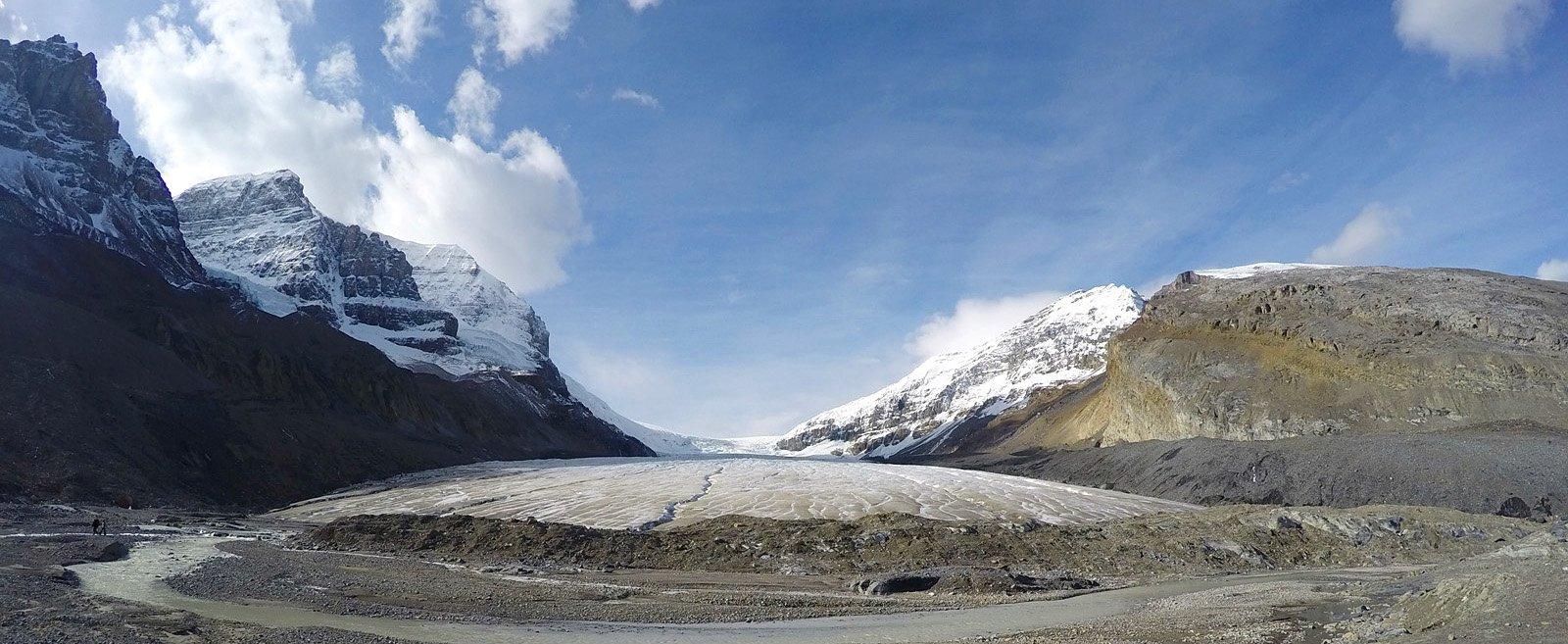Canada's Athabasca Glacier