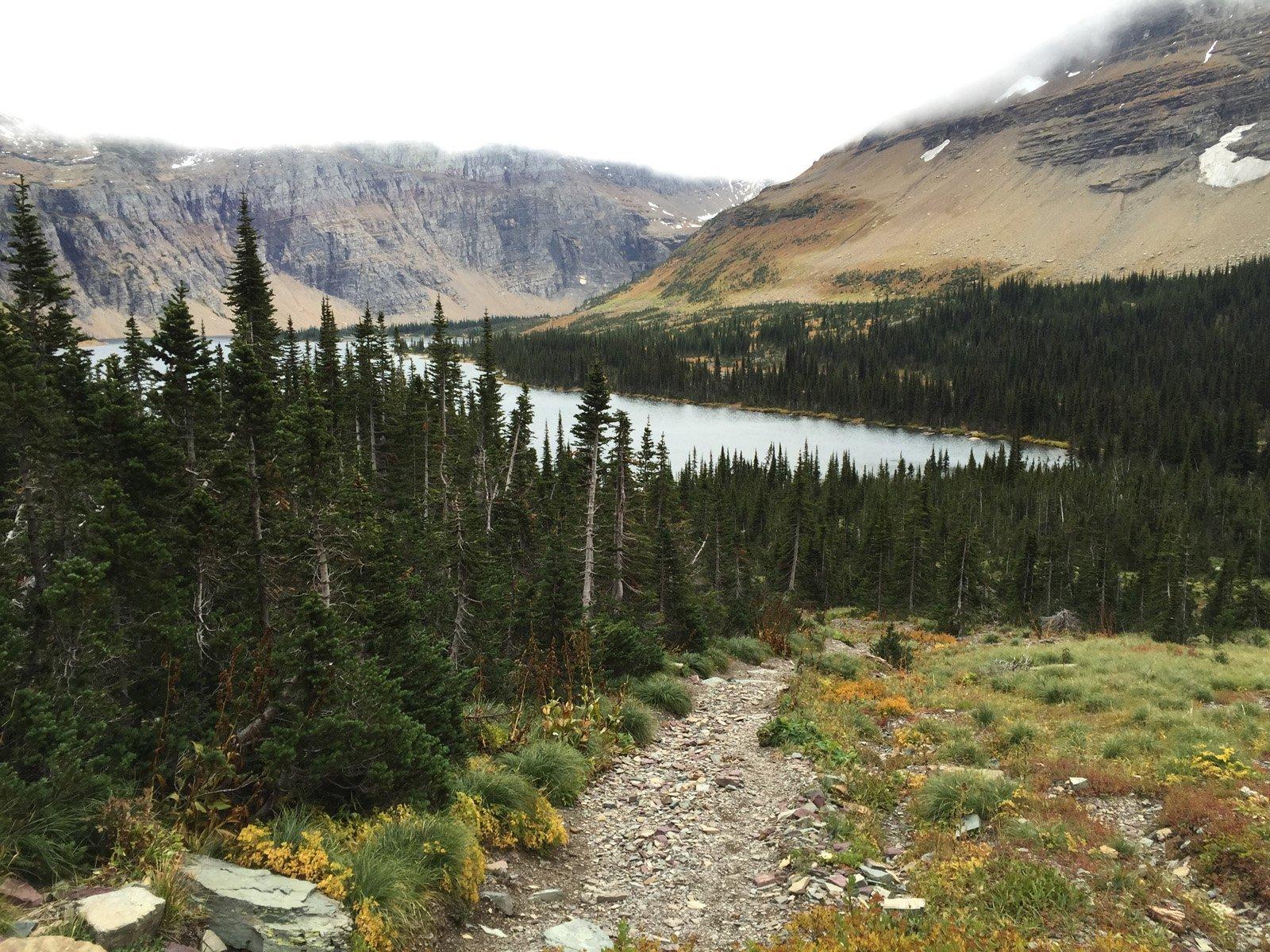 Hidden Lake Trail